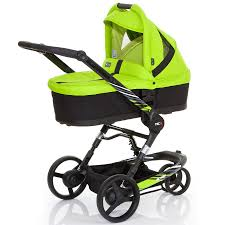 kinderwagen abc design 3 tec abc design kombikinderwagen 3 tec plus lime babymarkt de