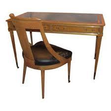 vintage u0026 used black writing desks chairish