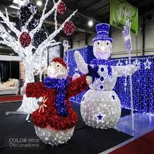 snowman decorations wholesale and customize indoor led snowman christmas lights