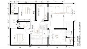 servants quarters house plans home design marla layout plan for