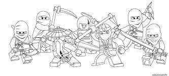 Coloriage lego marvel vs ninjago lego  JeColoriecom