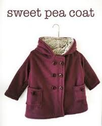 cute jacket pattern sweet pea coat free pattern would be cute for a fall jacket for