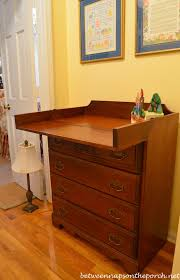 Fold Out Changing Table Mystery Renovation By A Previous Homeowner
