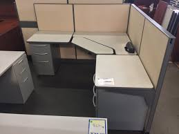 Office Furniture Liquidators Los Angeles Ca Haworth Double Pedestal Cubicle 8308 New And Used Office