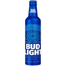 bud light aluminum bottles nfl upc 018200007958 bud light ed 2016 super bowl 16 oz aluminum