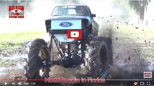 muddy monster truck videos the muddy news the million dollar monster truck bling machine