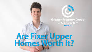 fixer upper logo greater property group calgary real estate video blog