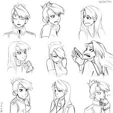 riza face sketches by taylor tot124 on deviantart