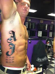 wrestlers with worst tattoos archive wrestlezone forums