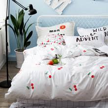 Cherry Duvet Cover Online Get Cheap Cherry Queen Bed Aliexpress Com Alibaba Group