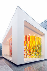 rainbow chapel by coordination asia and logon urban architecture