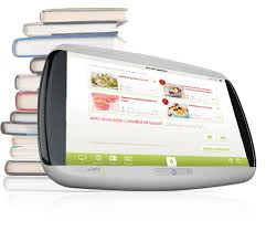 tablette tactile cuisine exclusivité de kitch la tablette tactile pour