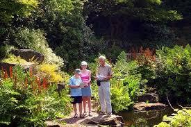 Botanical Garden Birmingham Birmingham Botanical Gardens Holds New Year Celebrations