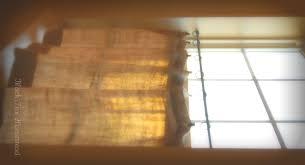 Burlap For Curtains Burlap Curtains Black Fox Homestead