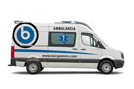 volkswagen crafter back new volkswagen crafter ambulance omnia