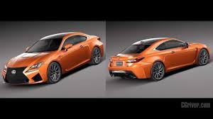 lexus rc f dubai 3d model lexus rc f 2015 cgriver com youtube