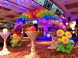 decoration with balloons for birthday party balloon decoration