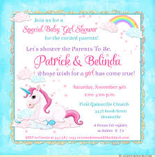 baby shower invitations unicorn baby shower invitation dreamy rainbows magical clouds