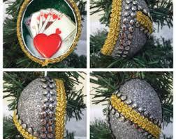 eggshell ornaments etsy