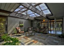 Eichler Style Eichler Home Atrium Model Design Decor Inspiration Pinterest