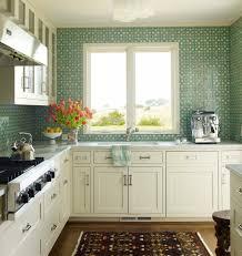 choose your kitchen backsplash with white appliances home design