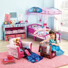Frozen Canopy Bed Disney Frozen Toddler Canopy Bed What Doesn T Like