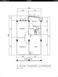 hdb floor plan 3 room 56sqm renovation reno t blog chat renotalk com