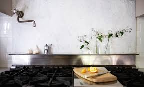 My Dirty Secret Or How I Learned To Live With A Marble Backsplash - Marble backsplashes