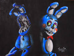 painting fnaf painting drawing tips and tutorials drawing bonnie and