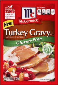 gluten free gravy mix just in time for thanksgiving nj