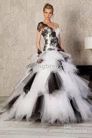 black and white wedding dresses adrena s black and white wedding theme a wedding theme black