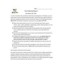 grade book report template 30 book report templates reading worksheets