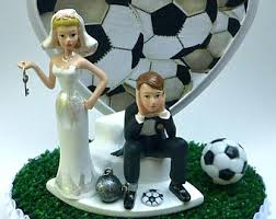 and chain cake topper wedding cake topper chelsea football club fc soccer themed