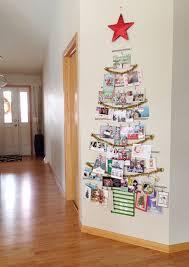 christmas card holder diy christmas card holder rawsolla