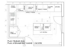 plan cuisine plan de cuisine professionnelle bienvenue sur archibioconcept plan