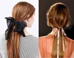 hair ribbons womens hairstyles 2017 multifunctional hair ribbon