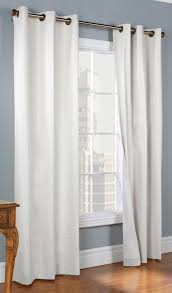 weathermate thermalogic grommet curtain pair curtain u0026 bath outlet
