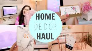 home decor images home decor haul 2017 target homegoods tjmaxx youtube