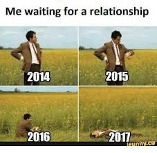 Funny Stick Figure Memes Of 2017 On Sizzle Here - me waiting for a relationship 2014 2015 2016 2017 21 funnyce