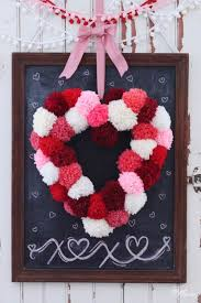 valentines wreaths 7 diy s day wreath ideas