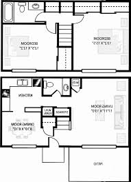 floor plans for a 2 bedroom house 47 best of two bedroom floor plans house floor plans concept