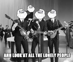 Forever Lonely Meme - forever alone meme 21 pictures the mary sue