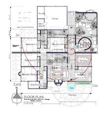 Vastu Floor Plan by Vastu House The Mind Matrix