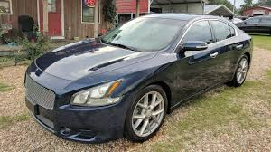 nissan maxima for sale mn 2011 nissan maxima sv sport youtube