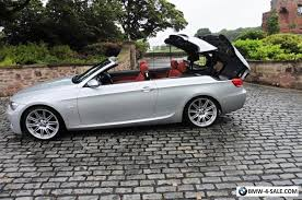 bmw 320d convertible for sale 2008 sports convertible 3 series for sale in united kingdom