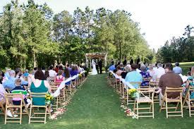 wedding venues charleston sc an open air wedding at cypress in charleston wannamaker