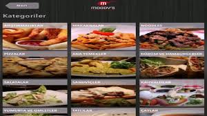 best restaurant menu design app youtube