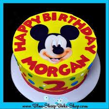 children u0027s birthday cakes blue sheep bake shop