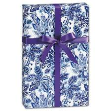 purple gift wrap new printed wrapping paper wholesale discounts bags bows