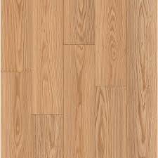 Oak Laminate Flooring Lowes Shop Style Selections 4 45 In W X 4 23 Ft L Natural Oak Wood Plank
